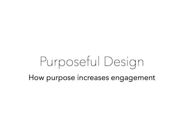 ForumCon: Purposeful Design, Courtney Couch