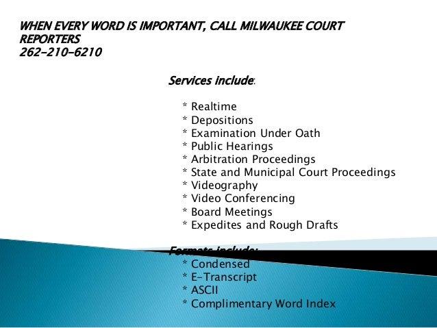 professional resume writing services milwaukee