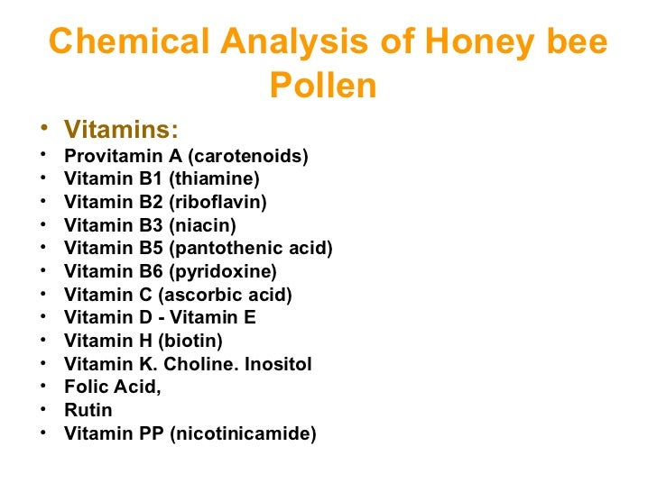 chemistry project on honey analysis Some wikipedians have formed a project to better organize information in articles  related to chemistry this page and its subpages contain their suggestions it is.