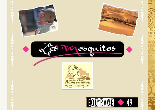 Les Mosquitos Equipage 49