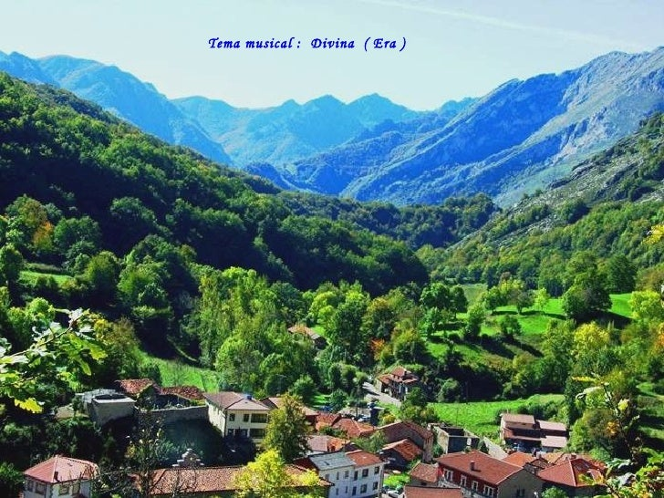 COVADONGA En los Picos de Europa ( Asturias ), en plena montaña y entre bosques, se encuentra Covadonga.  Sin duda un luga...