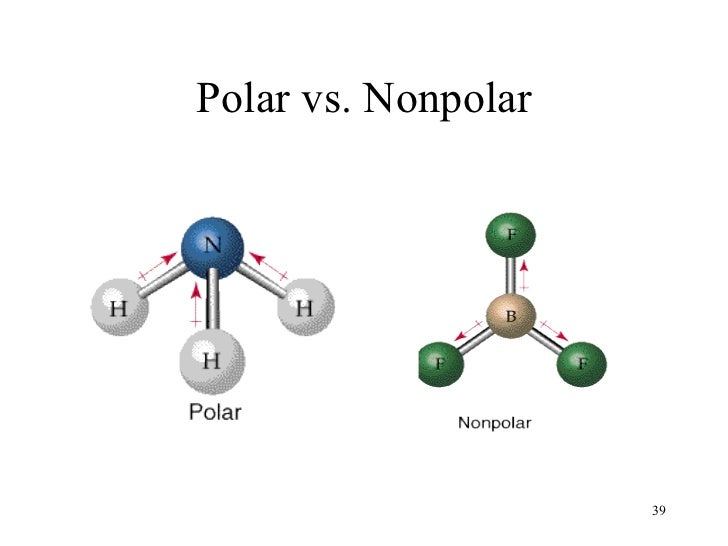 Is Bf3 Polar Or Nonpolar Covalent Bond