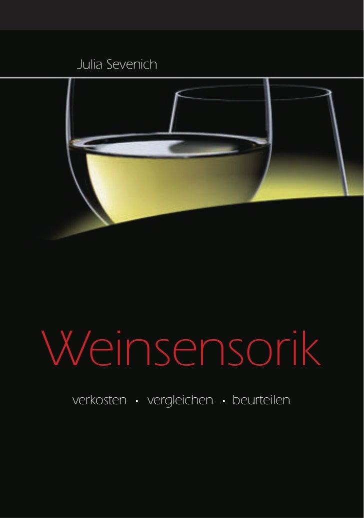 Weinsensorik