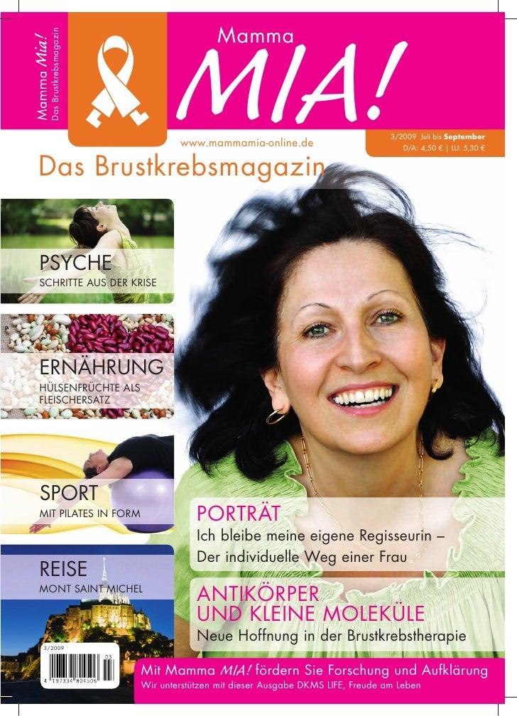 Mamma Das BrustkrebsmagazinDas Brustkrebsmagazin                                MIA!                                 www.m...