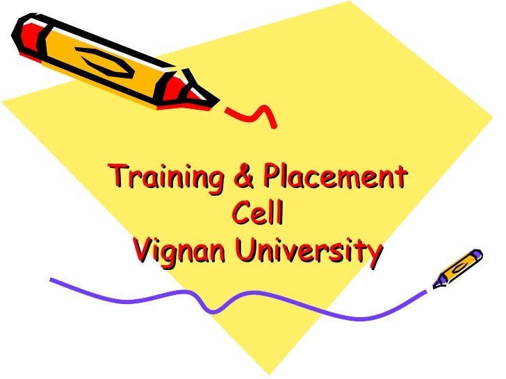 Training & Placement Cell Vignan University