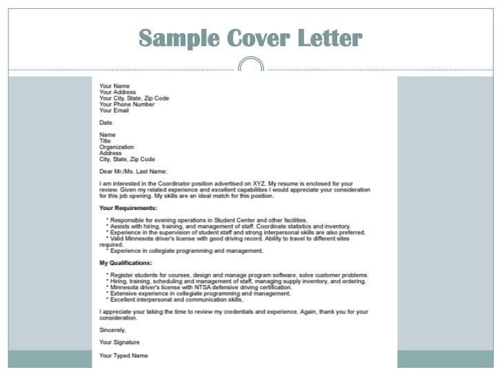 addressing cover letter to recruiter How to open and close your cover letter so if you are addressing him  and a prediction of a recruiter's first impression.