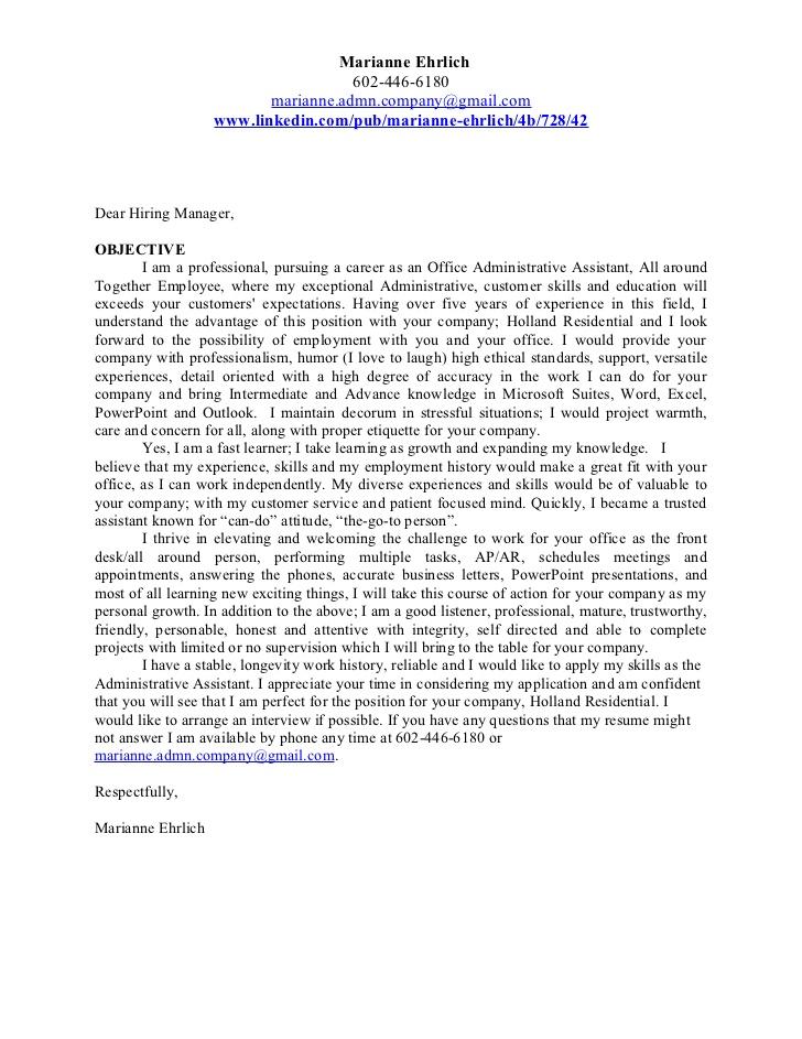 Cover letter for admissions advisor... Enrollment Counselor Cover ...