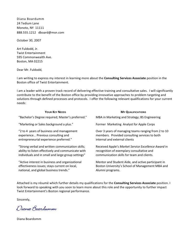 best cover letter - Resume Cover Letter Template Free