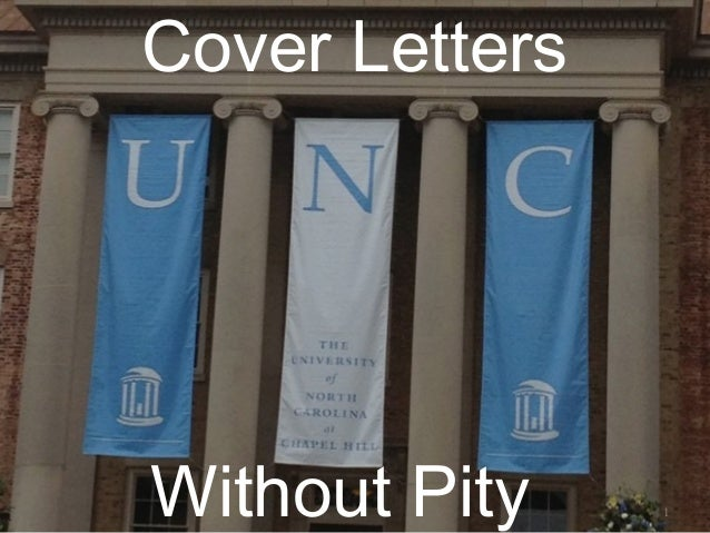 1Without Pity Cover Letters