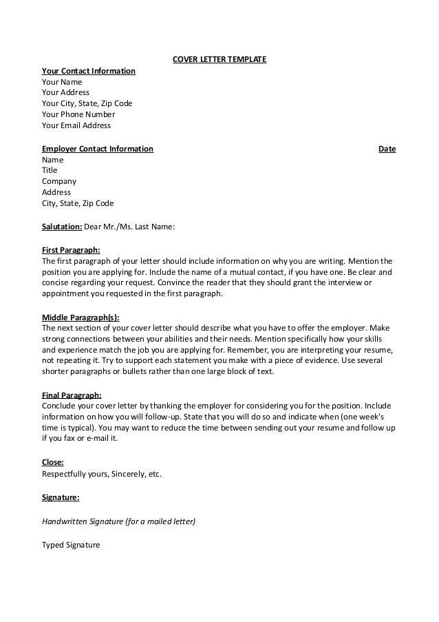 Letter Format Dear Letter Format Dear Cover