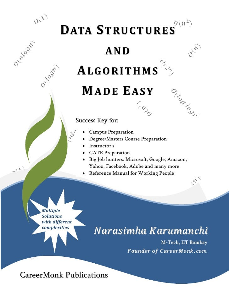 data structures and algorithms in java solutions manual