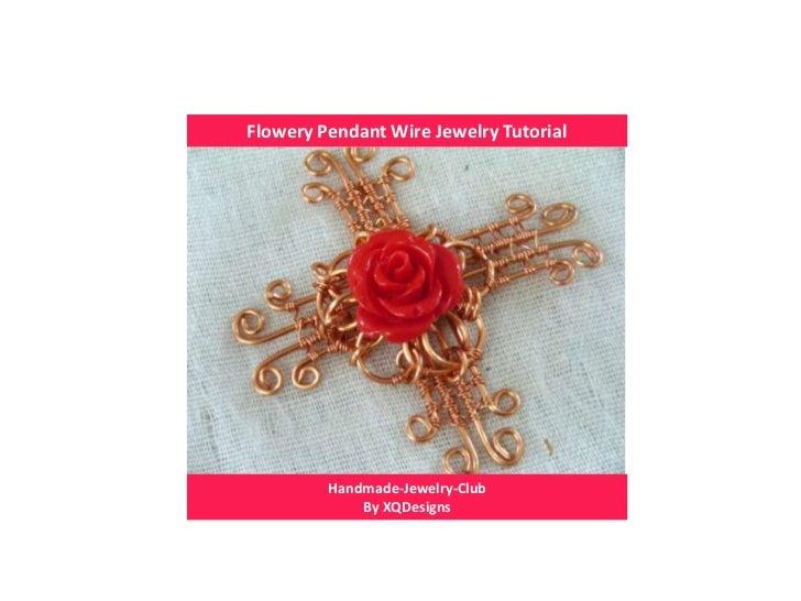 Jewelry Making Tutorials Showcase