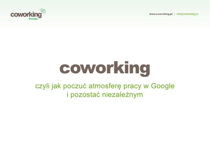 Coworking.pl