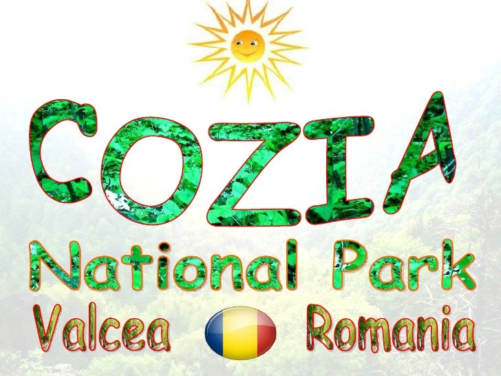 COZIA National Park Valcea  Romania