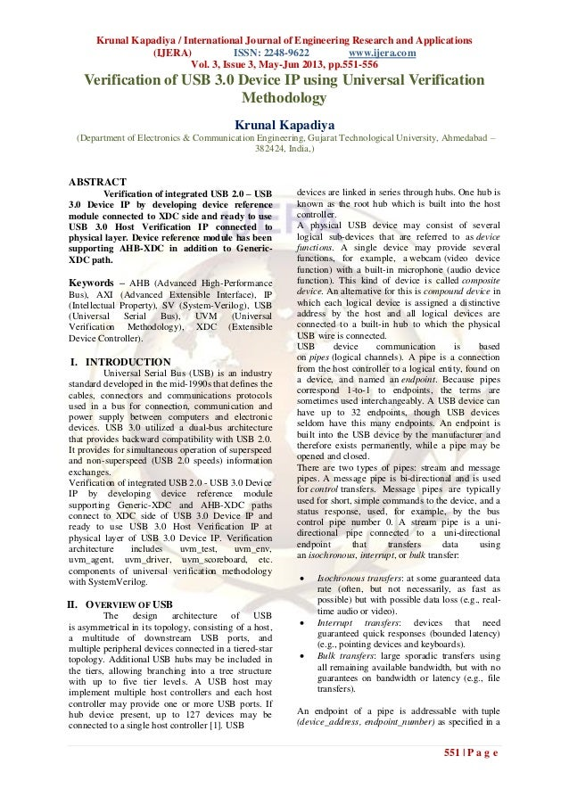 Krunal Kapadiya / International Journal of Engineering Research and Applications(IJERA) ISSN: 2248-9622 www.ijera.comVol. ...