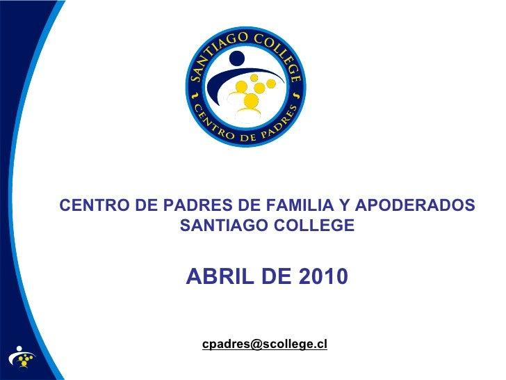 Cpadres 2010