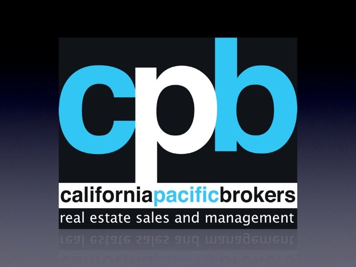 CPB Property Management Keynote