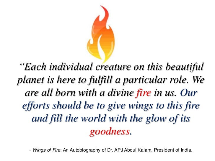 """Each individual creature on this beautifulplanet is here to fulfill a particular role. We  are all born with a divine fir..."