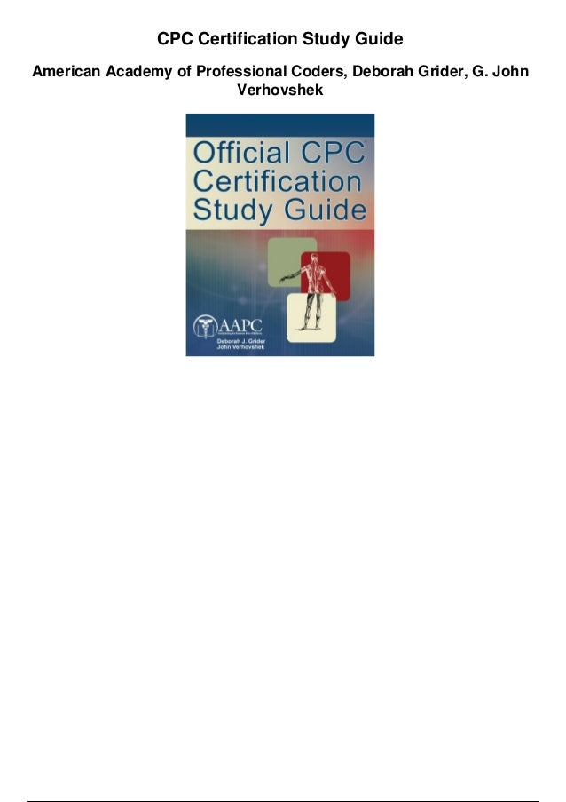 153 Best cpc exam study guide images | Medical coding ...
