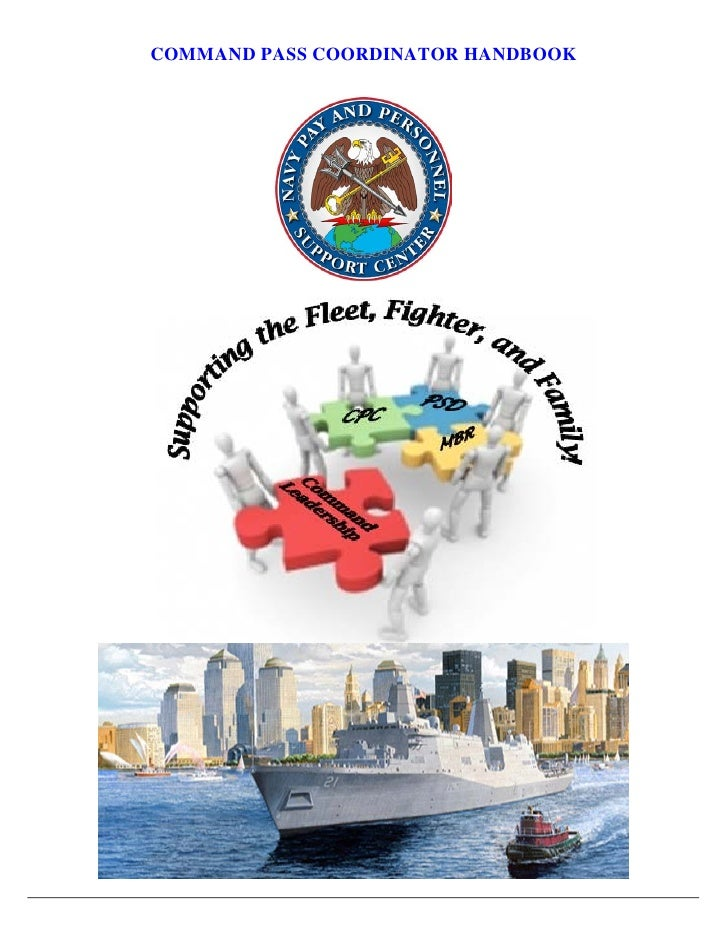 Cpc Navy Pay & Personnel PSD Hand book 21 oct 2011