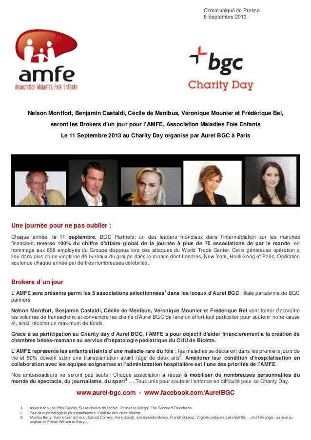Cp charity day 2013 AMFE
