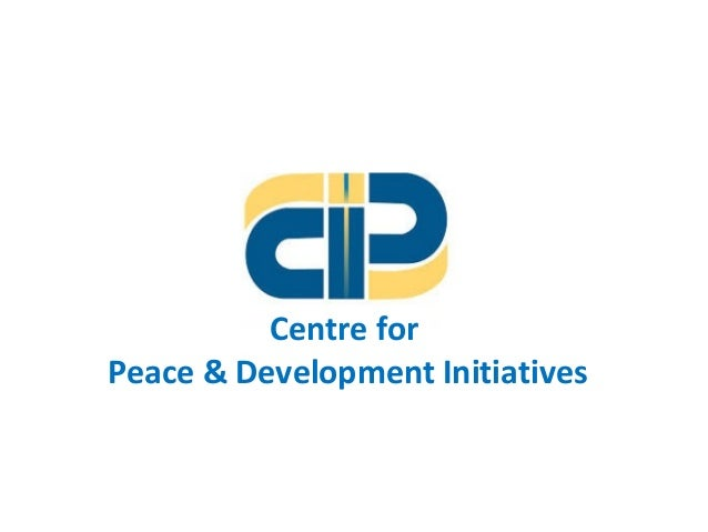 Centre for Peace and Development Initiatives