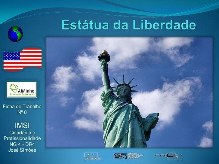 Ficha de Trabalho       Nº 8     IMSI  Cidadania eProfissionalidade   NG 4 - DR4  José Simões
