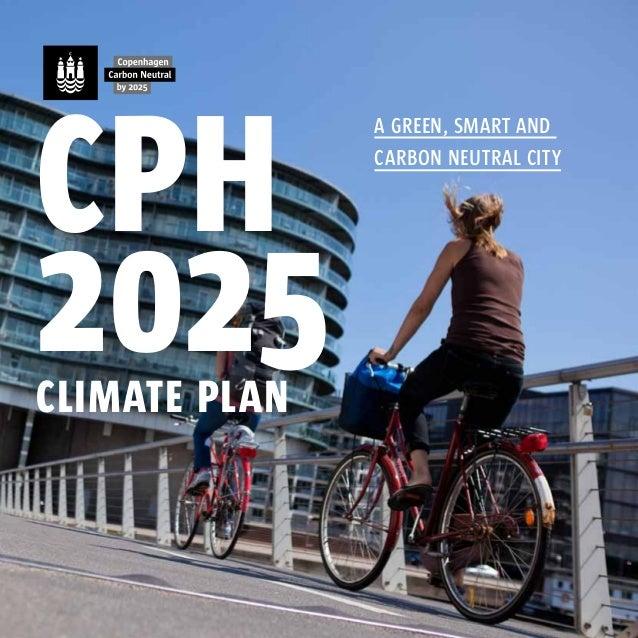Copenhagen 2025 Climate Plan