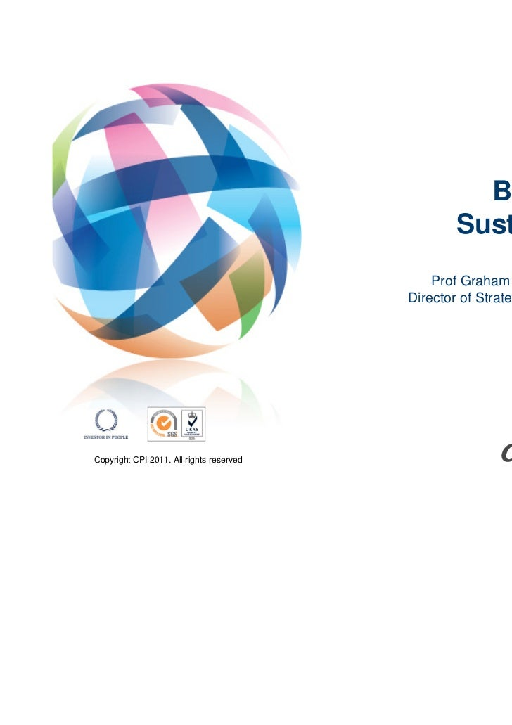 Building in                                                 Sustainability                                              Pr...