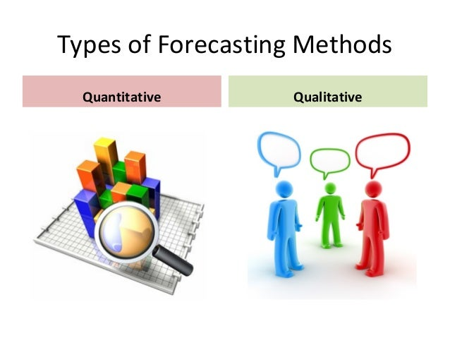 three quantitive forecasting Three quantitive forecasting (1) identify three qualitative forecasting methods and discuss their advantages and disadvantages 1 jury of executive panel: executive panel forecasting uses the expertise of experienced upper managers from various aspects of the business to predict forecast executives from areas such as sales.