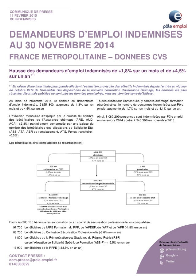 Cp indemnises 2014novembre