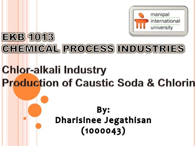 Chemical Process Industry (Production of Caustic Soda & Chlorine)