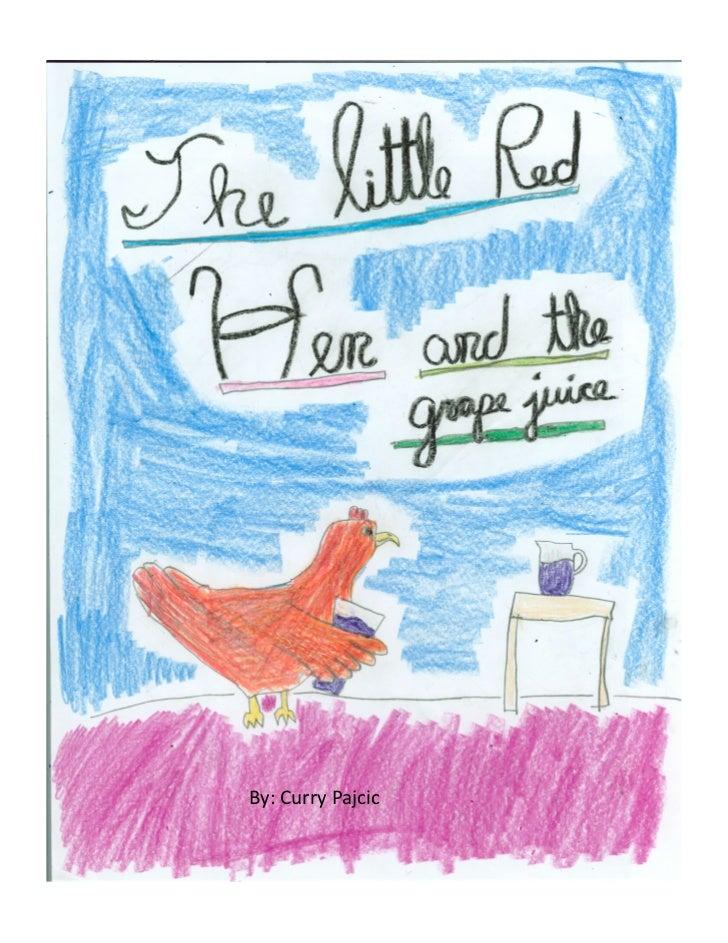 Cp little red hen