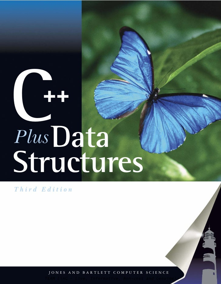C++ plus data structures, 3rd edition (2003)