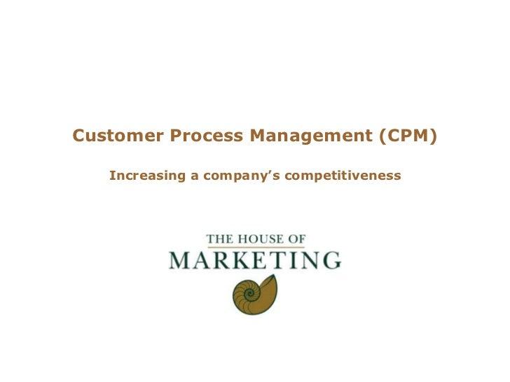 Cpm sales offering 10 06 2012