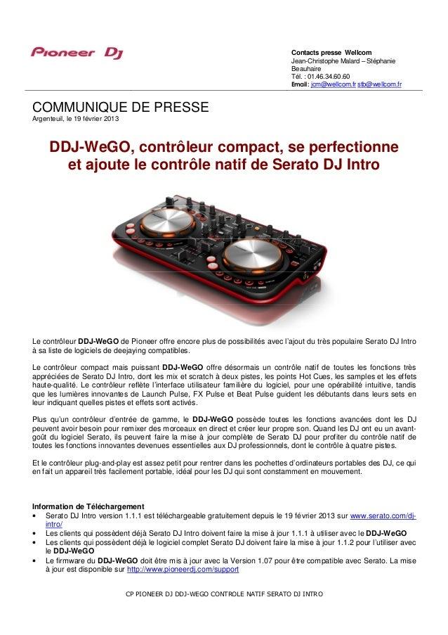 Contacts presse Wellcom                                                                                  Jean-Christophe M...