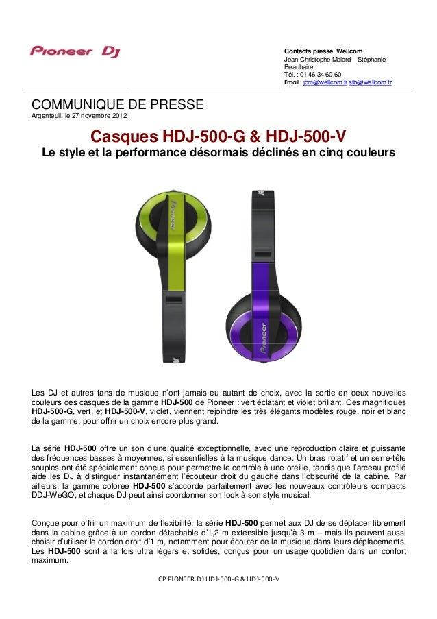 Contacts presse Wellcom                                                                         Jean-Christophe Malard – S...