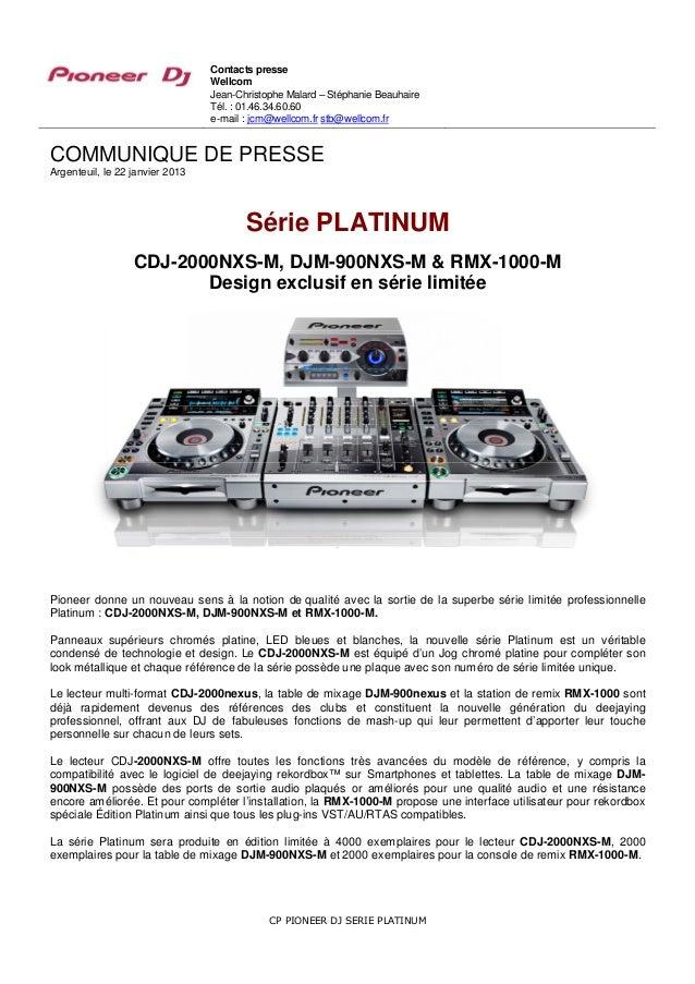 Contacts presse                                 Wellcom                                 Jean-Christophe Malard – Stéphanie...
