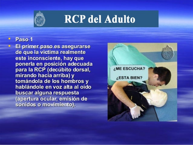  Paso 1Paso 1 El primer paso es asegurarseEl primer paso es asegurarsede que la victima realmentede que la victima realm...