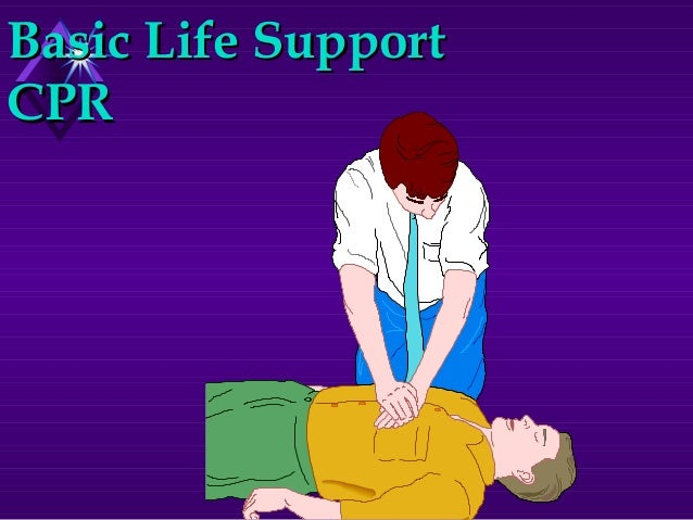 Basic Life Support CPR Training by Mrs. Harriette Adams