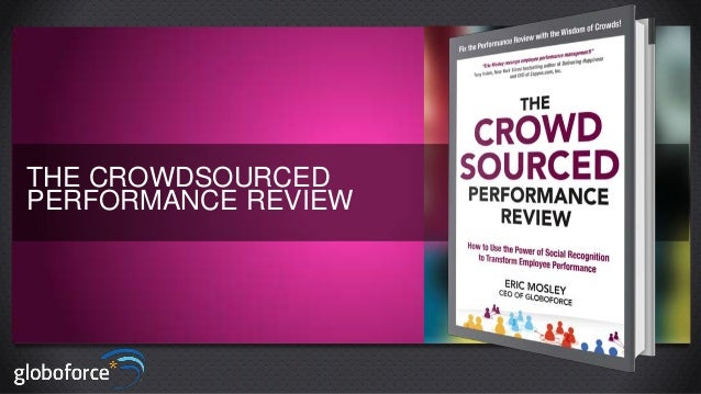 Crowdsource Your Performance Review