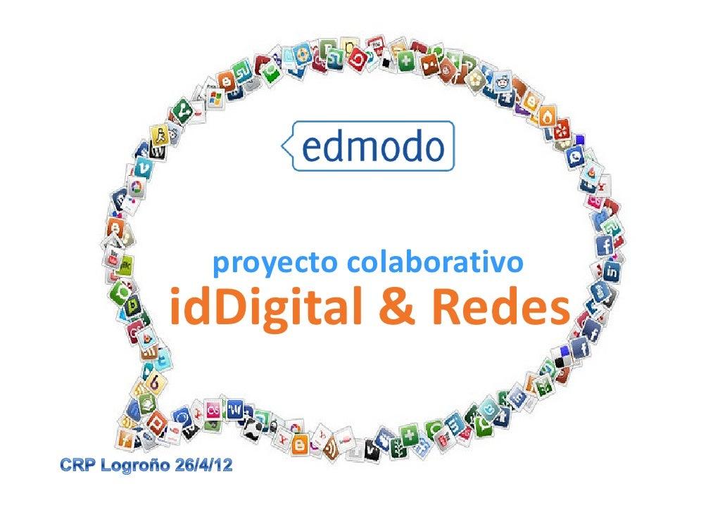 proyectocolaborativoidDigital&Redes