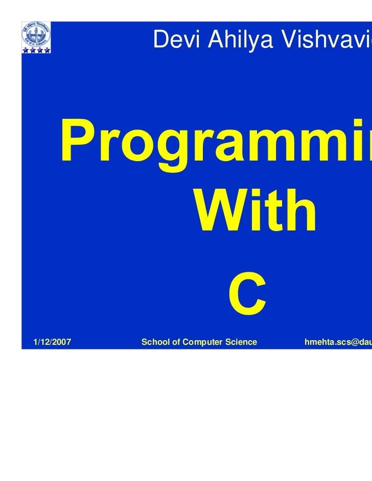 C programming part1