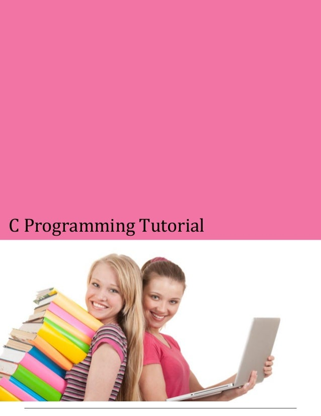 Cprogramming tutorial
