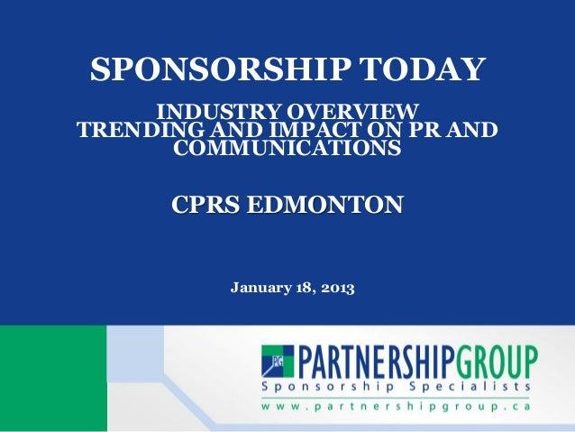Cprs edmonton luncheon presentation   january 18 2013