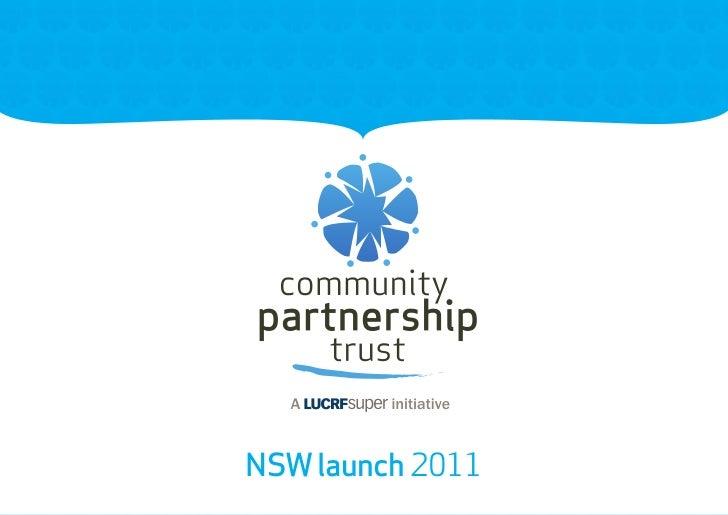 CPT NSW launch 2011 slideshow