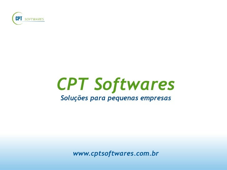 CPT Softwares