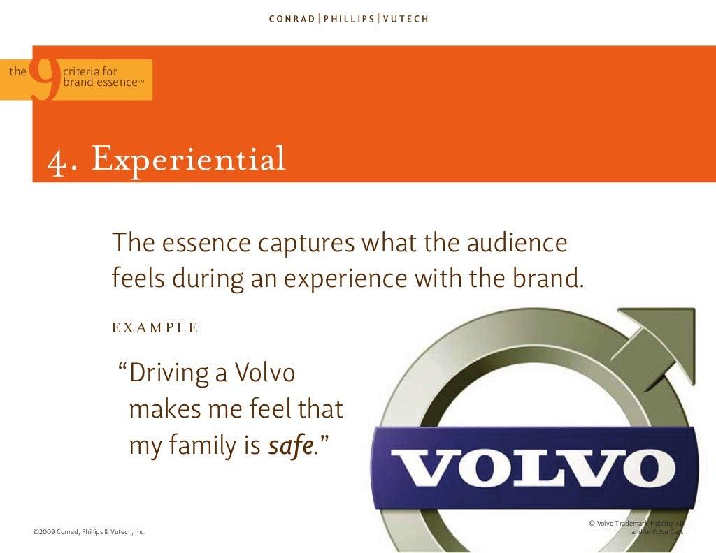 volvo marketing mix repositioning