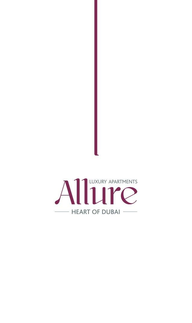 Invest in DUBAI , Allure Hotel Apartment