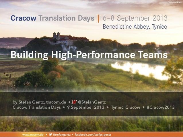 Photo © dziewul www.tracom.de • @stefangentz • facebook.com/stefan.gentz by Stefan Gentz, tracom.de • @StefanGentz Cracow ...